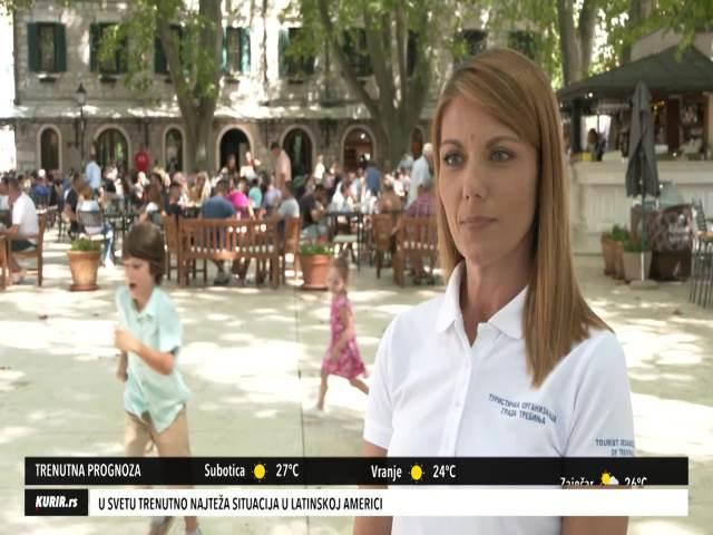 JOVAN DUČIĆ I TREBINJE: Neraskidive veze pesnika i grada pod 16 platana (KURIR TV)