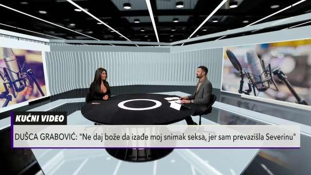 POSEDUJEM EKSPLICITNE SNIMKE I BOLJA SAM OD SEVERINE! Dušica Grabović ŠOKIRALA izjavom, evo šta je rekla o TEI TAIROVIĆ! SKANDAL!