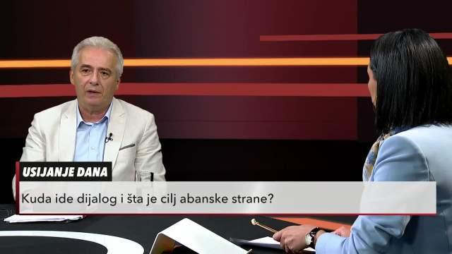 ALBANSKA OPSTRUKCIJA PREGOVORA! Milovan Drecun: Propast dijaloga albanska taktika