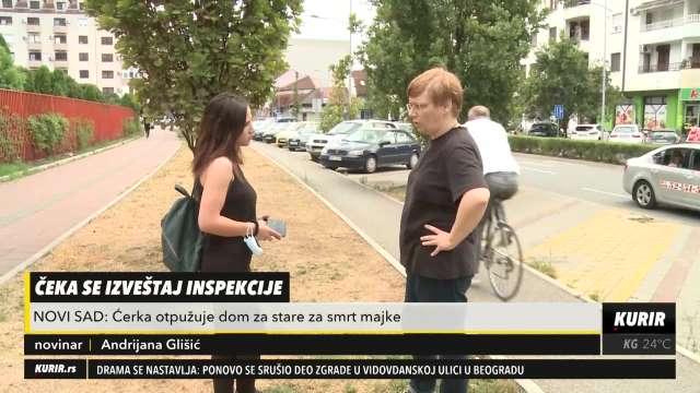 HITNO REAGOVALI: Posle pisanja Kurira inspekcija češlja dom na Petrovaradinu! Ćerka preminule: Konačno da neko reaguje!