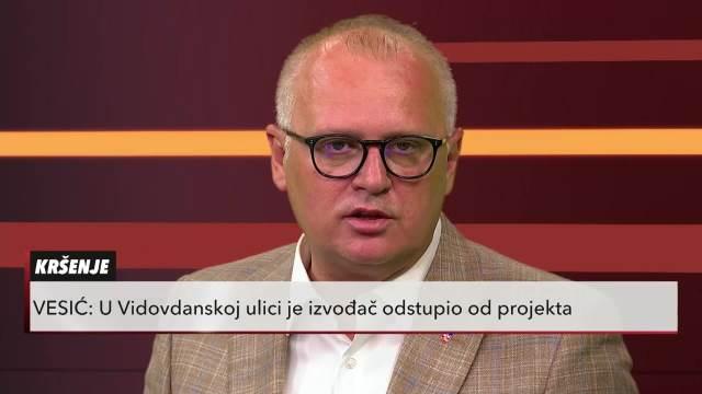 JASNO JE KO JE KRIV ZA URUŠAVANJE ZGRADE NA VRAČARU! Vesić: U Beogradu postoji građevinska mafija, tražićemo veće kazne