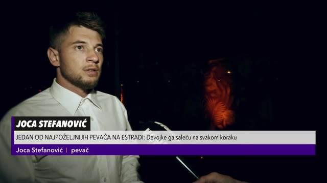RAZOČARAO SE U ESTRADU! Joca Stefanović BRUTALNO o kolegama: Nije trebalo da im VERUJEM, zato sam ODUSTAO od pevanja!