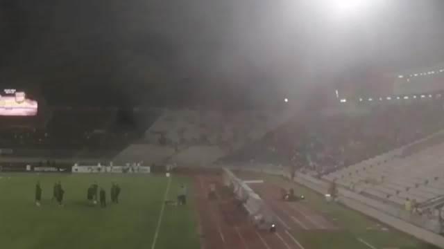 PUBLIKA U HUMSKOJ POSLE GODINU I PO: Pogledajte atmosferu uoči utakmice Partizan - Dunajska Streda