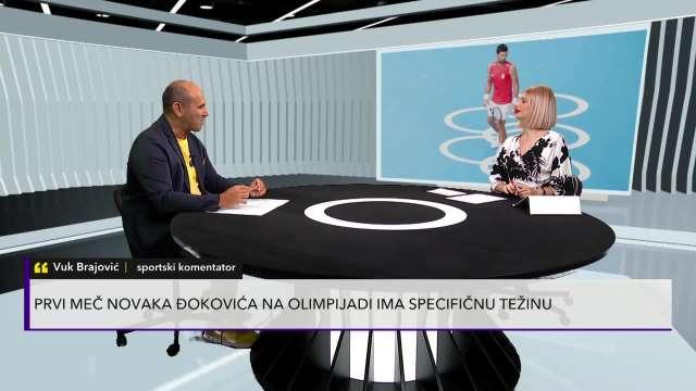 ĐOKOVIĆU SE NE PREDVIĐA ZLATO U TOKIJU, A EVO I ZAŠTO! Teniski komentator objasnio zašto su OI toliko izazovne za Novaka