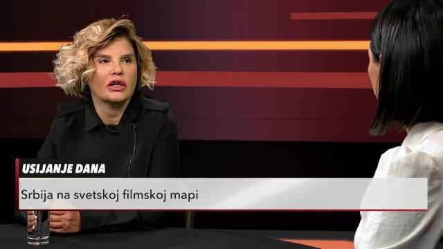 JELENA TRIVAN U USIJANJU DANA: Srbija zadovoljava kriterijume Holivuda