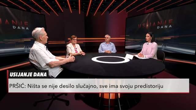 JOVO KABLAR, NEKADAŠNJI PREDSEDNIK OPŠTINE KNIN I PROTERAN U OLUJI:  Naši su 1995. godine bili prepušteni sami sebi
