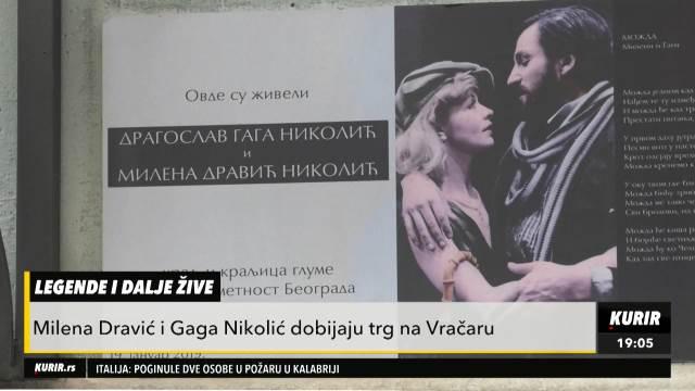OBRAZ UZ OBRAZ: Beograđani oduševljeni što će Vračar dobiti Trg i posebnu SKULPTURU u čast Dragana i Milene!