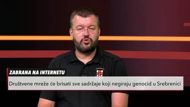 Istoričar Antić u Usijanju dana o sajber lovu na Srbe