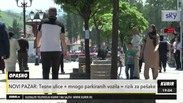 ULICE NOVOG PAZARA POSTALE PRETESNE!