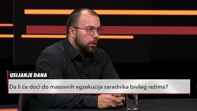 ŠTA ĆE SE DESITI POSLE PADA KABULA: Darko Obradović u Usijanju dana, DA LI U AVGANISTANU SLEDI NOVI GRAĐANSKI RAT