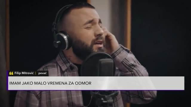 RADIO SAM VREDNO NA TOME SA EKIPOM: Filip Mitrović progovorio o borbi sa anksioznošću!