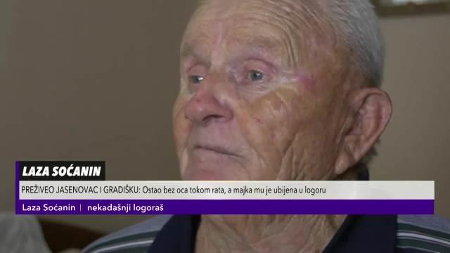 BIO JE DETE LOGORA! Deda Laza sa sedam godina završio u Jasenovcu i Gradiški, tamo odvojen od majke, a u ratu ostao bez oca