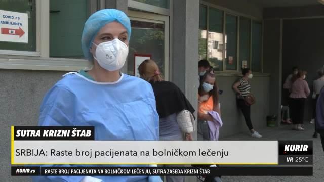 DR ZORICA TANASIJEVIĆ ZA KURIR TV O NOVOJ KOVID SITUACIJI: Slika govori više od reči, a ovo je PRVI znak bolesti