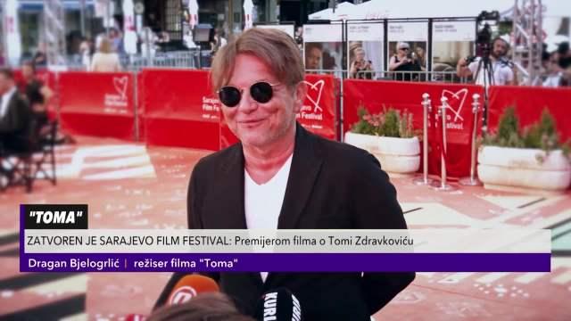 TOMA JE CEO ŽIVOT BIO ZALJUBLJEN U SILVANU! Bjelogrlić iskreno s novinarima: Evo ko mu je otkrio ovu tajnu i kako je našao glumce!