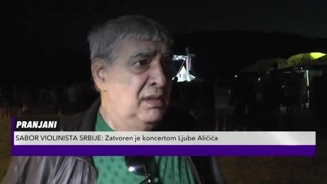 LJUBA ALIČIĆ OPLEO O MLAĐIM KOLEGAMA: Ovo danas je TRLA BABA DLAN, za mene su pevači Šaban, Sinan i Miroslav Ilić! (VIDEO)