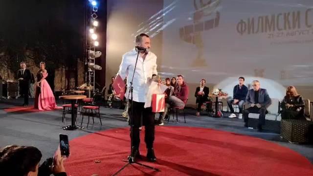 FILMSKI SUSRETI! BJELOGRLIĆ BEZ NAGRADE ŽIRIJA U NIŠU: Gran pri Nenadu Jezdiću, a najbolji glumci Milan Marić i Tamara Dragičević