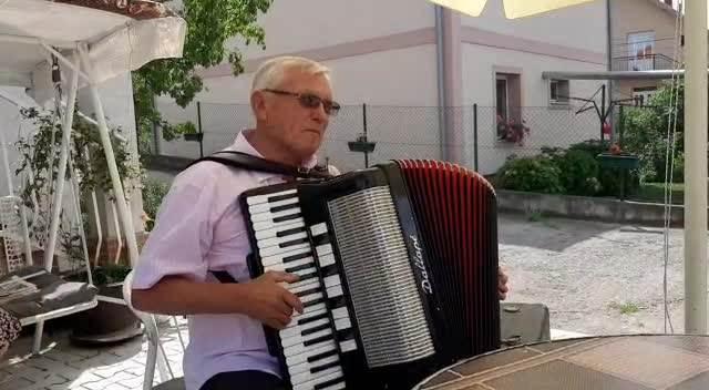 VELIKA ISPOVEST MILANČETA RADOSAVLJEVIĆA ZA KURIR: Ceo život sam svirao harmoniku PARALIZOVANIM šakama!