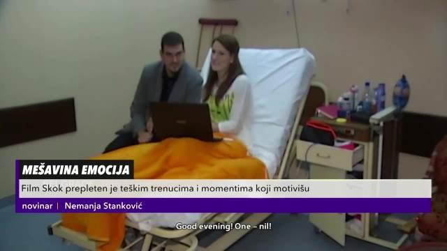 DANAS JE SIMBOL BORBE I ISTRAJNOSTI! Nataša Kovačević za Kurir TV o svom filmu: Teško mi je bilo da gledam sebe!