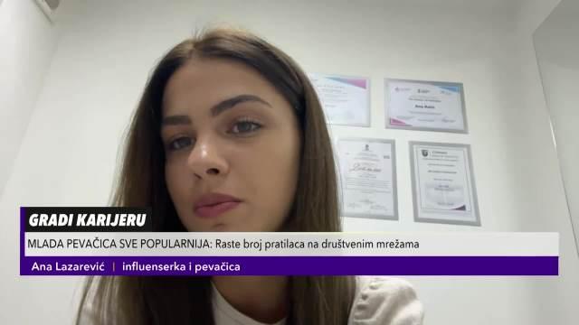 VOLELA BIH DA SNIMIN DUET SA MARIJOM ŠERIFOVIĆ! Mlada pevačica i influenserka priznala: Obožavam njene pesme