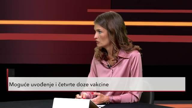 UVOĐENJE ČETVRTE DOZE Dr Belojević: Nisam za kombinaciju vakcina