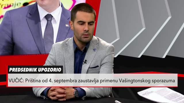 VOJNOPOLITIČKI ANALITIČAR KATEGORIČNO: Imamo spremne scenarije, čeka se da Priština prekorači