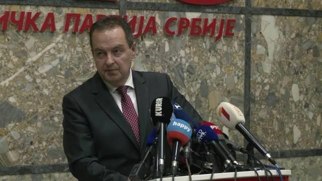 ZAVRŠEN SASTANAK RUKOVODSTAVA SNS I SPS! Dačić: Spremni smo da nastavimo saradnju!
