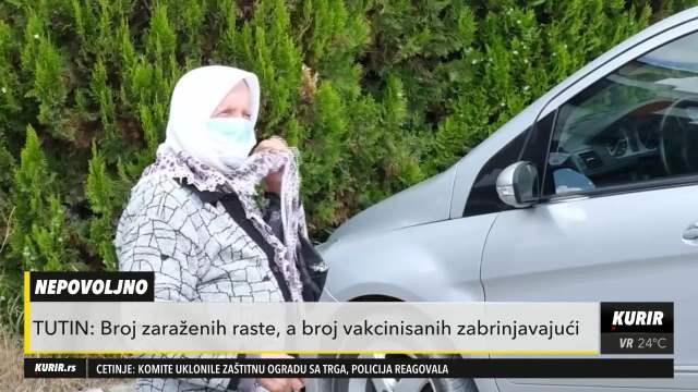GRAĐANI TUTINA I DALJE NAJSLABIJE VAKCINISANI: Đaci u toj opštini nastavu jedini u Srbiji slušaju onlajn