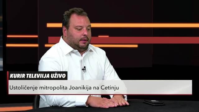 TEOLOG STOJKOVIĆ: Ustoličenje je duhovni čin, nije ni srpski, ni politički