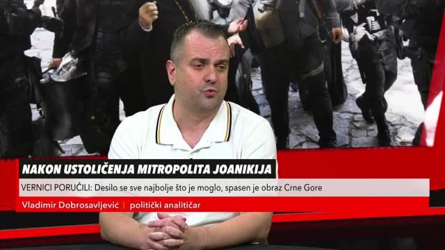 DOBROSAVLJEVIĆ: Đukanović je izgubio blagonaklonost nekadašnjih mentora na Zapadu
