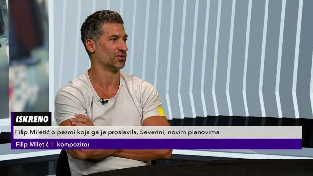 FILIP MILETIĆ ZA KURIR TV OTKRIO ŠTA SE KRIJE IZA SLIKE SA SEVERINOM: Priča se da su u LJUBAVNOJ VEZI, a ovo je ISTINA o njima
