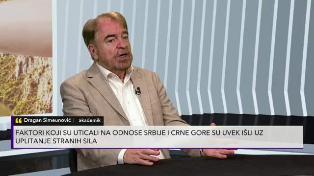 Profesor Simeunović o SPC i njenom autoritetu u balkanskom svetu