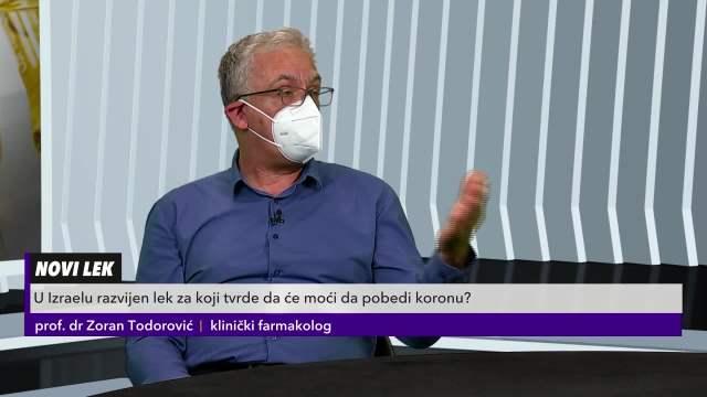 MAGIČNI METAK ZA KORONU: Dr Todorović o novom leku o kom svi pričaju