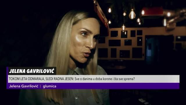 OTIŠLO JE MNOGO DIVNIH LJUDI! Jelena Gavrilović ISKRENO o smrti kolega: Ostaje nam samo JEDNO!