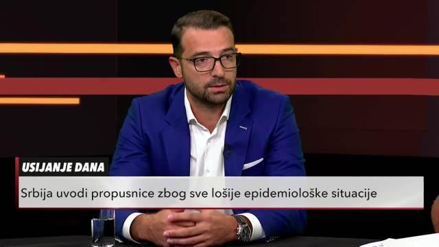 ZORAN ARESNOVIĆ NA KURIR TELEVIZIJI: