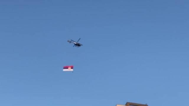 Pogledajte kako vezba HJ za Dan zastave