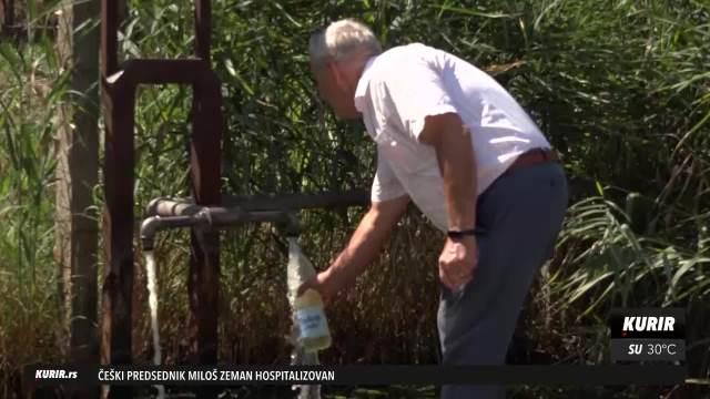 ARSEN, AMONIJAK, FEKALIJE: Vojvođani godinama imaju hemijski opasnu vodu, od 43 vodovoda neispravan čak 31