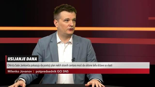 JOVANOV U USIJANJU: Od 2008. do 2012. ni sednica vlade nije mogla da se održi bez odobrenja iz stranih ambasada