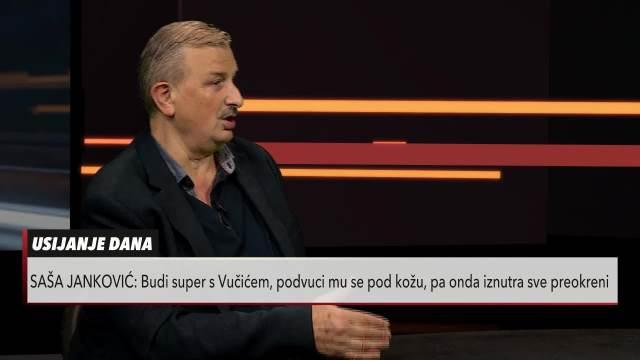 BIVŠI OFICIR KOS-a U USIJANJU: Šta znači izjava Saše Jankovića o otkazivanju Vučićevog srca?