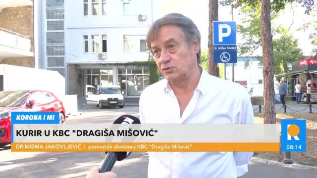 OVO SU DVA SIGURNA SIMPTOMA KORONE: Dr Momo Jakovljavić jasno naglasio koji su