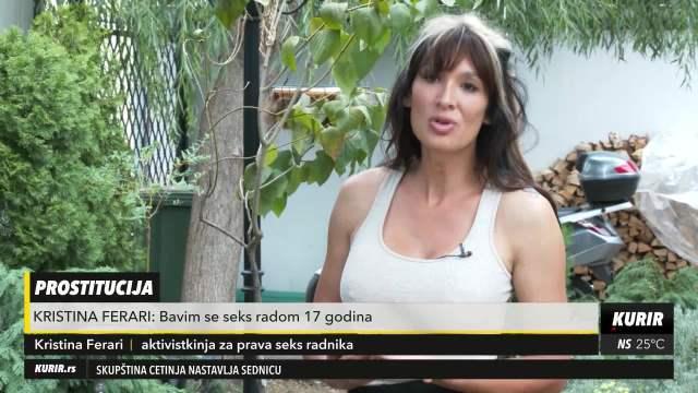 BAVIM SE SEKS RADOM! Kristina Ferari otvoreno o uslugama koje nudi već 17 godina