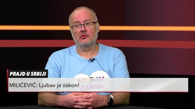PRAJD JE BIO MASOVAN I UČESNICI SU ZAISTA LGBT OSOBE! Boris Milićević u Usijanju: Došli smo do političke osvešćenosti