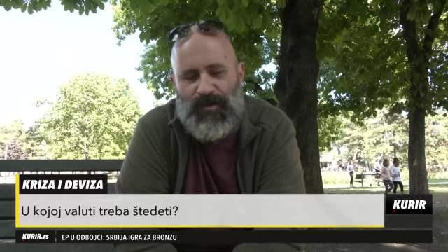 NOVAC ZA CRNE DANE: Da li građani Srbije štede novac, i kako?