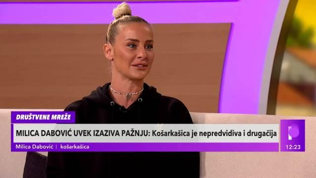 MILICA DABOVIĆ SE VRAĆA U ALBANIJU! Progovorila o svom životu u Tirani: Tamo me vole i cene!