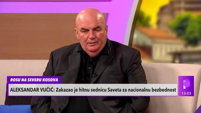 Palma za Kurir TV: Kosovski Albanci žele da izazovu KRVOPROLIĆE