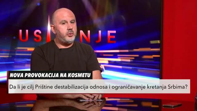MILOŠ GARIĆ I SRĐAN PERIŠIĆ O JEDNOSTRANOJ ODLUCI PRIŠTINE: Ovo je sled očekivanih događaja, Kurti je rešio da ide do kraja