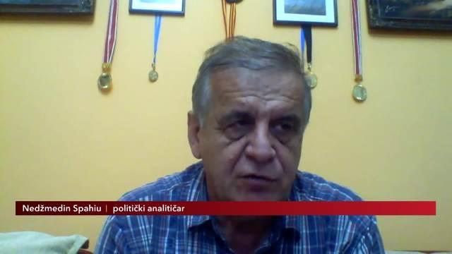 NEDŽMEDIN SPAHIU, POLITIČKI ANALITIČAR: Niko od Albanaca u Prištini ne donosi odluke samostalno