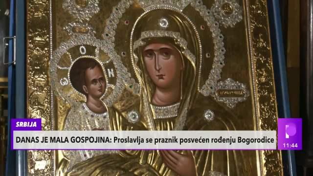 SLAVIMO VELIKI PRAZNIK, MALU GOSPOJINU: Na dan posvećen rođenju Presvete Bogorodice određuje se kakva će nam biti zima