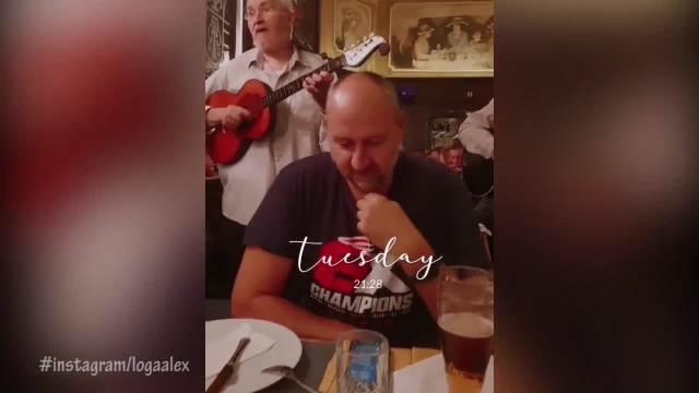 DIVAC I RAĐA ZAVRŠILI U SKADARLIJI: Tamburaši im pevali Olivera, Bajagu i Halida na uvce (VIDEO)