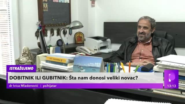 OVO SU PROBLEMI BOGATAŠA: Psihijatar Mladenović objašnjava NESREĆU velikih dobitaka, mnogi su izvršili SAMOUBISTVO!