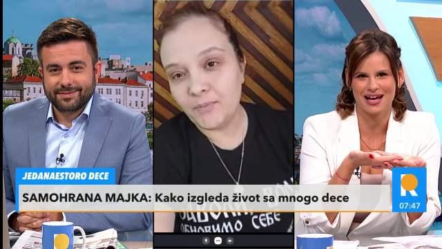 MNOGI ĆE SE POSTIDETI! Samohrana majka 11 dece OBJASNILA razlog pada nataliteta: Srbi su ZAMENILI PRIORITETE!